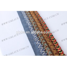 brown cheap curtain decorative rope