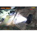 MAXTOCH H01 XM-L2 U2 LED Faro de haz blanco y rojo