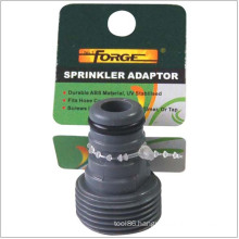 "Garden Hose Fittings Hose Connector 3/4"" Male ABS Adaptor"