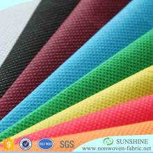 UV PP Nonwoven Cloth Black Nonwoven Anti-Weed Fabric