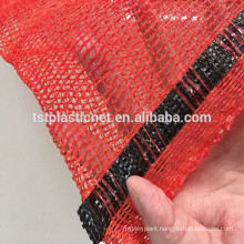 Good Quality and Cheap potatoes packaging leno mesh bag
