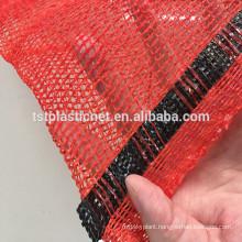 Good Quality and Cheap potatoes packaging leno mesh bag