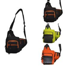 Fishing Lure Bags, Sport Sling Bag, High Quality Multifunctional Water Resistant Lure Bag