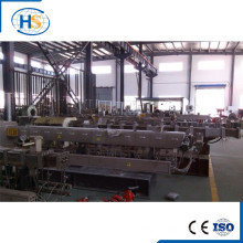 Two Stage Calcium Carbonate Masterbatch Machine for Granulating