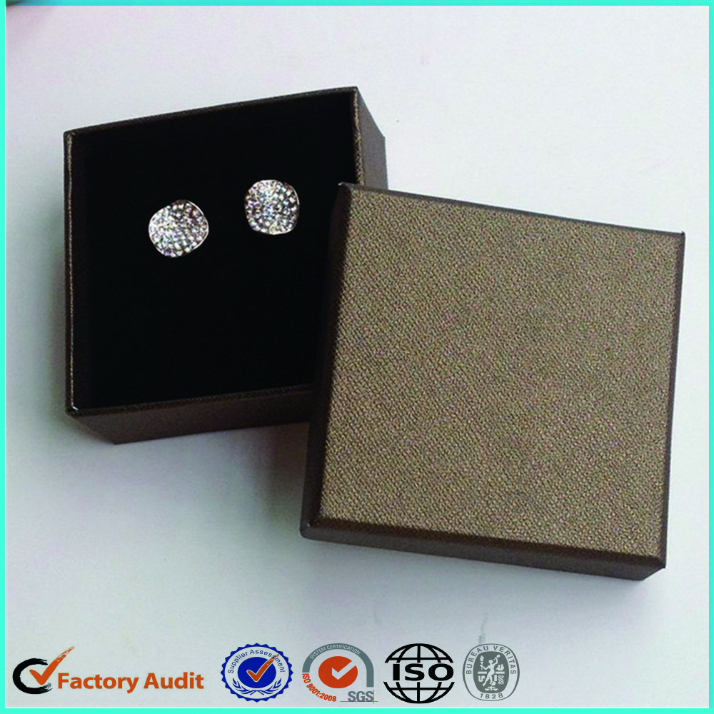 Custom Luxury Earring Gift Box Packaging