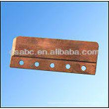 Contacts en cuivre pour l'industrie