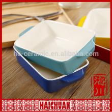Cerámica Bakeware Pet Bowl Flower Pot Vajilla-manejar taza