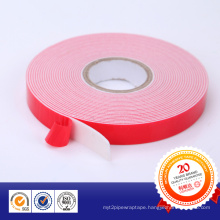 White Foam Manufacture High Adhesion Double Side Foam Tape