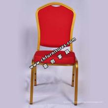 Красная алюминиевая Рамка стул банкета (yc в-ZL82)