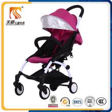 PU-Räder Kinderwagen mit Autositz und Tragetasche