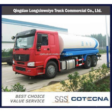 Hot Sales HOWO 6X4 18m3 Sprinkler Water Tank Truck