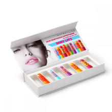 Handgjord magnet Lipstick Collection Beauty Box