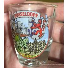 Clear Glass Tumbler Water Cup Guten Preis Glaswaren Kb-Hn07826
