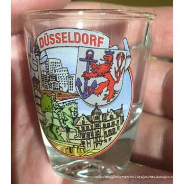 Copa de cristal transparente Copa de agua Buena Precio Cristalería Kb-Hn07826