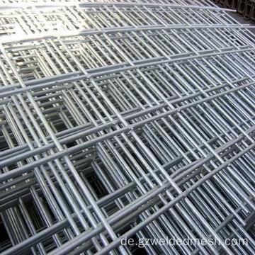Eisen, das schwere geschweißte Drahtgewebe verstärkt