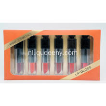 Mode Lip Gloss, high-end kleur