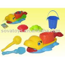 Sand beach fish toy set-907062184