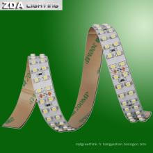 Lampe à bande LED SMD3528 à double rangée