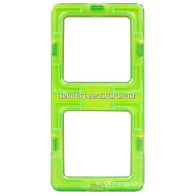 2012 newest baby educational toys magnetic panel Assembling toys