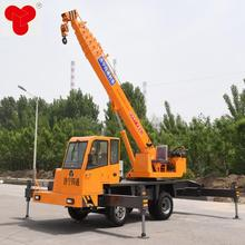 5 Ton Hydraulic Small Construction Mobile Crane