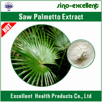 Saw palmetto-extract voor seks Enhancer
