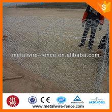 2016 Shengxin supplier woven gabion mesh panels