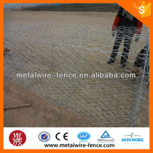 2016 Shengxin fornecedor tecidos painéis de malha gabion