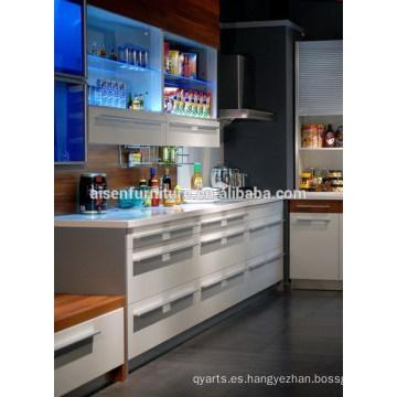 Profesional China gabinete de cocina al por mayor con un estándar de alta calidad