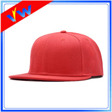 Llano en blanco gorra Snapback modificado para requisitos particulares