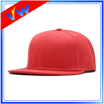 Plain Customized Blank Snapback Cap