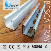 41*41mm Unistrut type Metal Strut Channel Supplier Manufacture Certifications