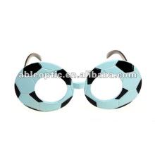 2013 gafas de sol encantadoras del partido del fútbol de la Navidad de la manera