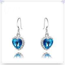Cristal jóias acessórios de moda brinco de liga (ae308)