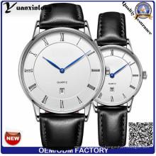 Yxl-310 Dw Стиль Пара любовник часы Кварц Lady Watch Модные Дата Новый дизайн Мужские часы