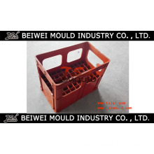 High Quality Injection Plastic Bread Crate Mold