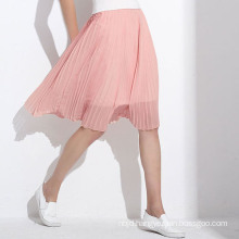Women Long Skirt Chiffon Skirt Pleated Skirt White Skirt Long Skirts for Women Maxi Skirt