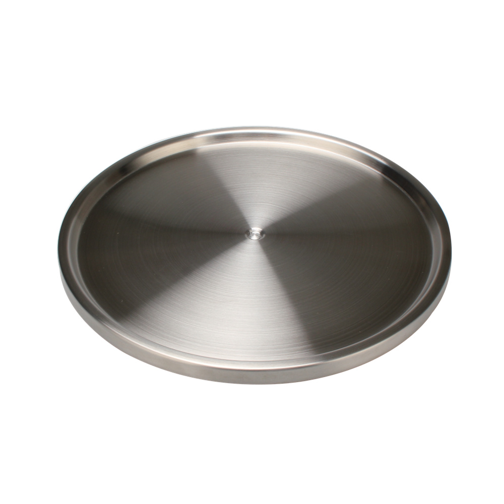 Stainless Steel Rotating Turntable Lazy Susan