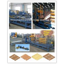 Sf901 Machine Nailing Pallets, Wood Pallet Nailing Machine