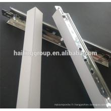 Grille de T de plafond en métal galvanisé de haute qualité