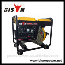 Bison China Zhejiang Generator Capacitor 2KVA Small Diesel Generator Set