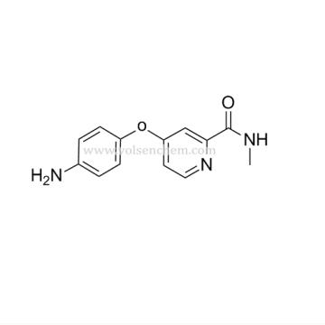 CAS 284462-37-9, 4-(4-Aminophenoxy)-N-methylpicolinamide[Sorafenib Intermediate]