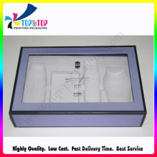 Free Sample China Supplier Paper Cosmetic Rigid Gift Box