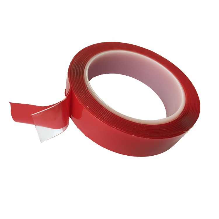 Acrylic adhesive roll tape