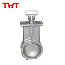 Tipo incluido Válvula de compuerta de esclusa con amortiguador de asiento blando Fabricante