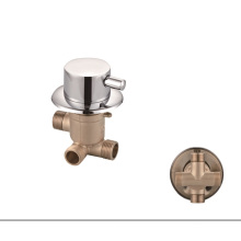 Hot selling shower panel brass tap mixer bathroom shower faucet