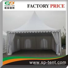 6x6m Party Kuppelzelt mit wasserdichtem Zeltdeckel vom Zelthersteller