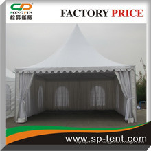 Tente de dôme de 6x6m avec couvercle de tente étanche du fabricant de tentes