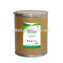 Los aditivos alimentarios nutricionales para animales alimentan el polvo de levadura de alimentación de grado con alta calidad