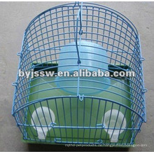 Metalldraht-Hamster-Käfig
