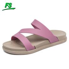 2018 dernières conception sandales de sandales de dames de conception pour les femmes